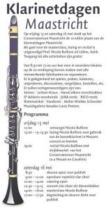 Maastrichtse Klarinetdagen