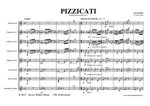 PIZZICATI - SCORE DEMO