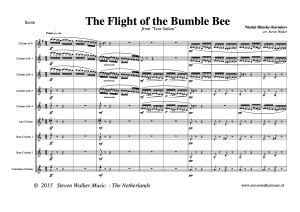 The Flight of the Bumble Bee - DEMO SCORE