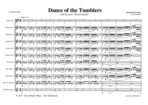 dance of the tumblers ( DEMO SCORE )