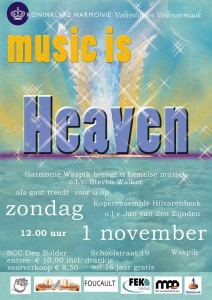 Music is ... Heaven